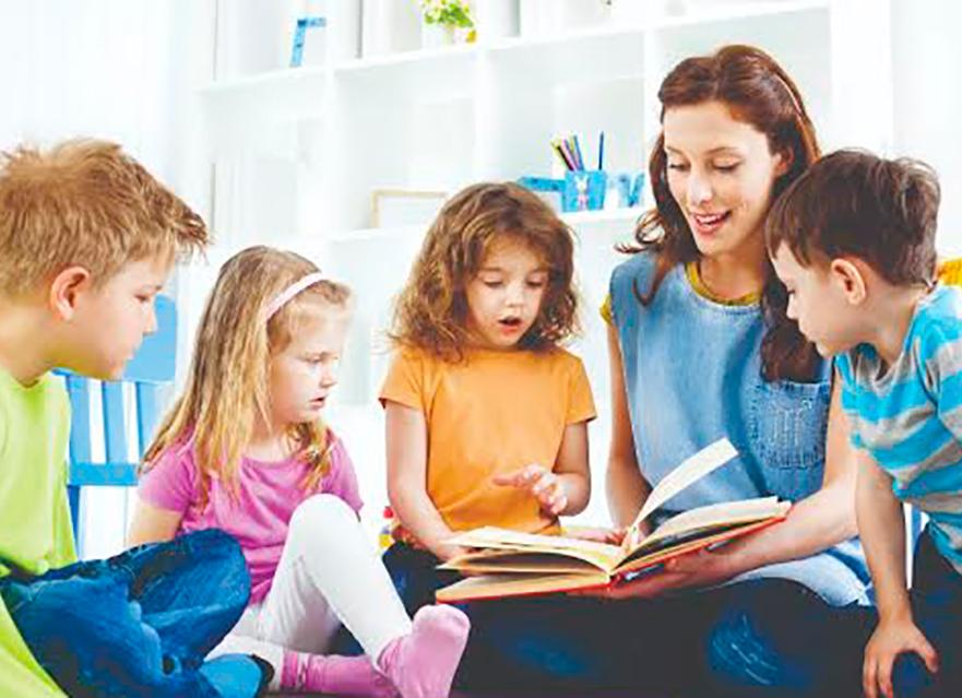 A ARTE DE EDUCAR I - Contação de Histórias
