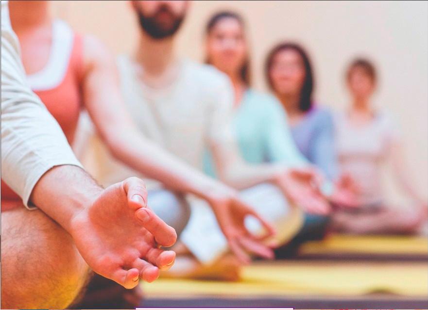 Meditação Dirigida: Aprendendo a usar a atenção plena e técnicas de concentração.